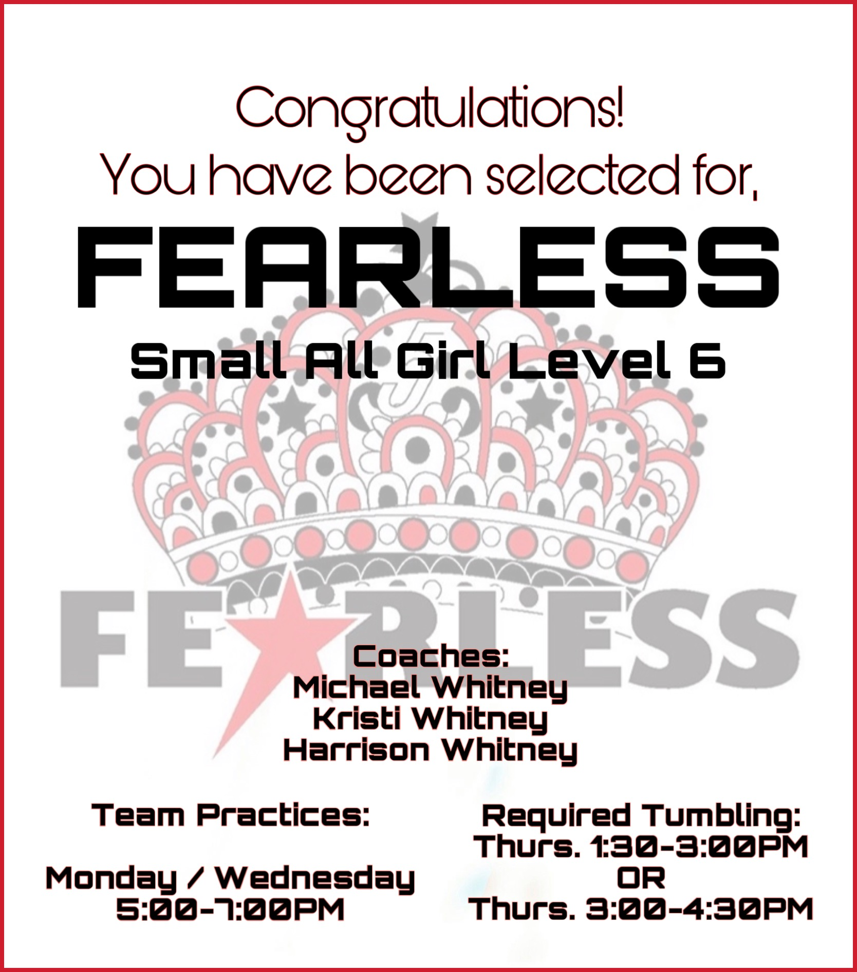 Congratulations Fearless Ladies.JPEG