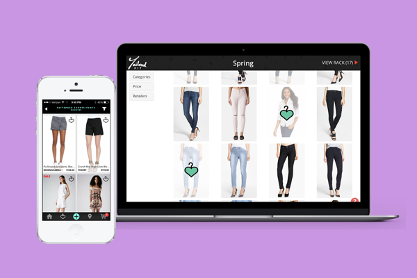 TAILORED FIT, Fashion Retail Startup  User Research & Product Design