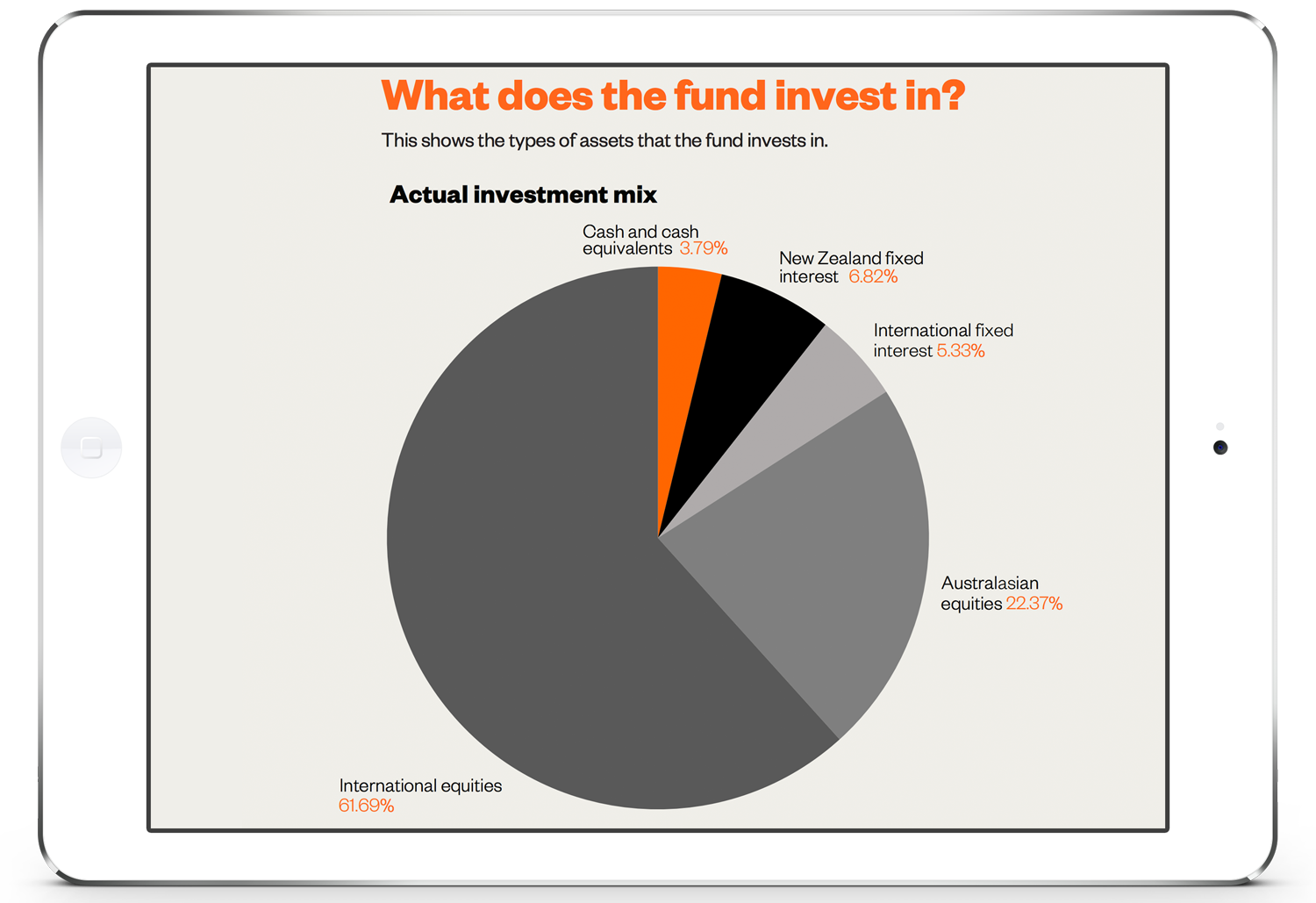 Simplicity Growth Fund: What does the fund invest in?