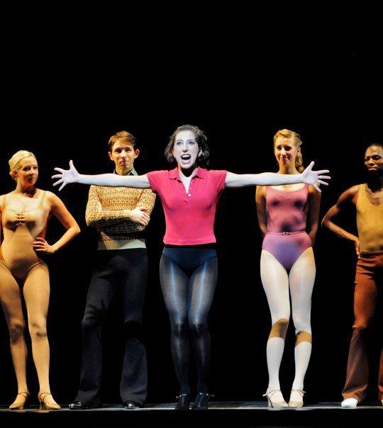Bebe, A Chorus Line ,Theatre Under The Stars