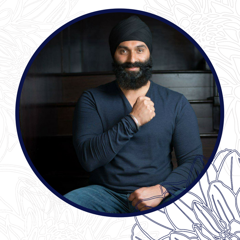 Romi Gill | Copywriter + Marketing   Romi is the founder of SorceryofWords and is a full-time copywriter and marketing strategist. He has worked with all types of businesses and personal brands.    FUN FACT:  Romi is a vegetarian bodybuilder and competes in competitions in his spare time.