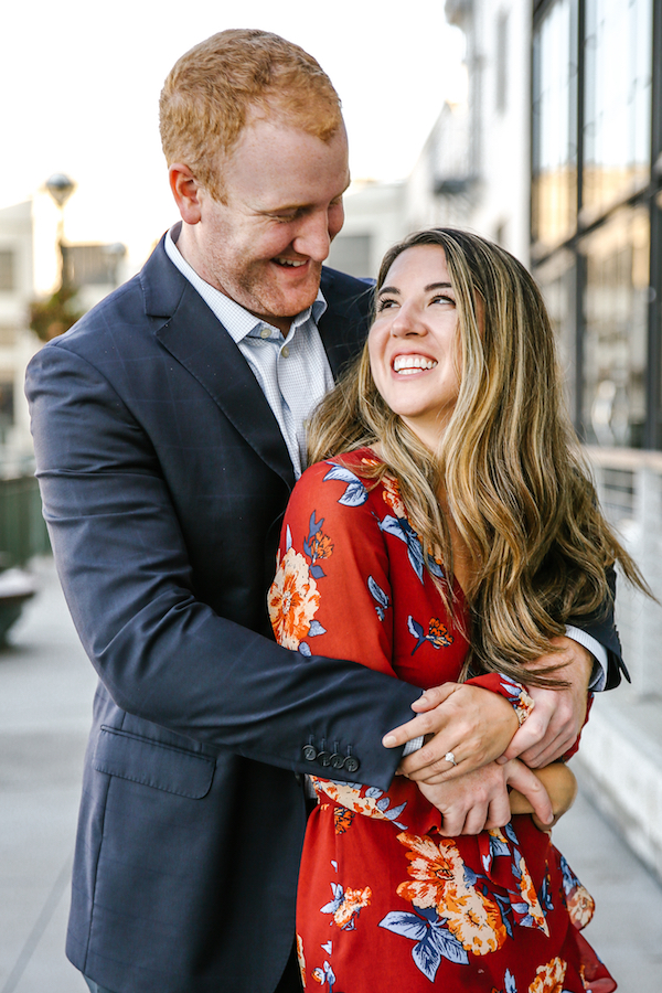 San Francisco Embarcadero Engagement Session