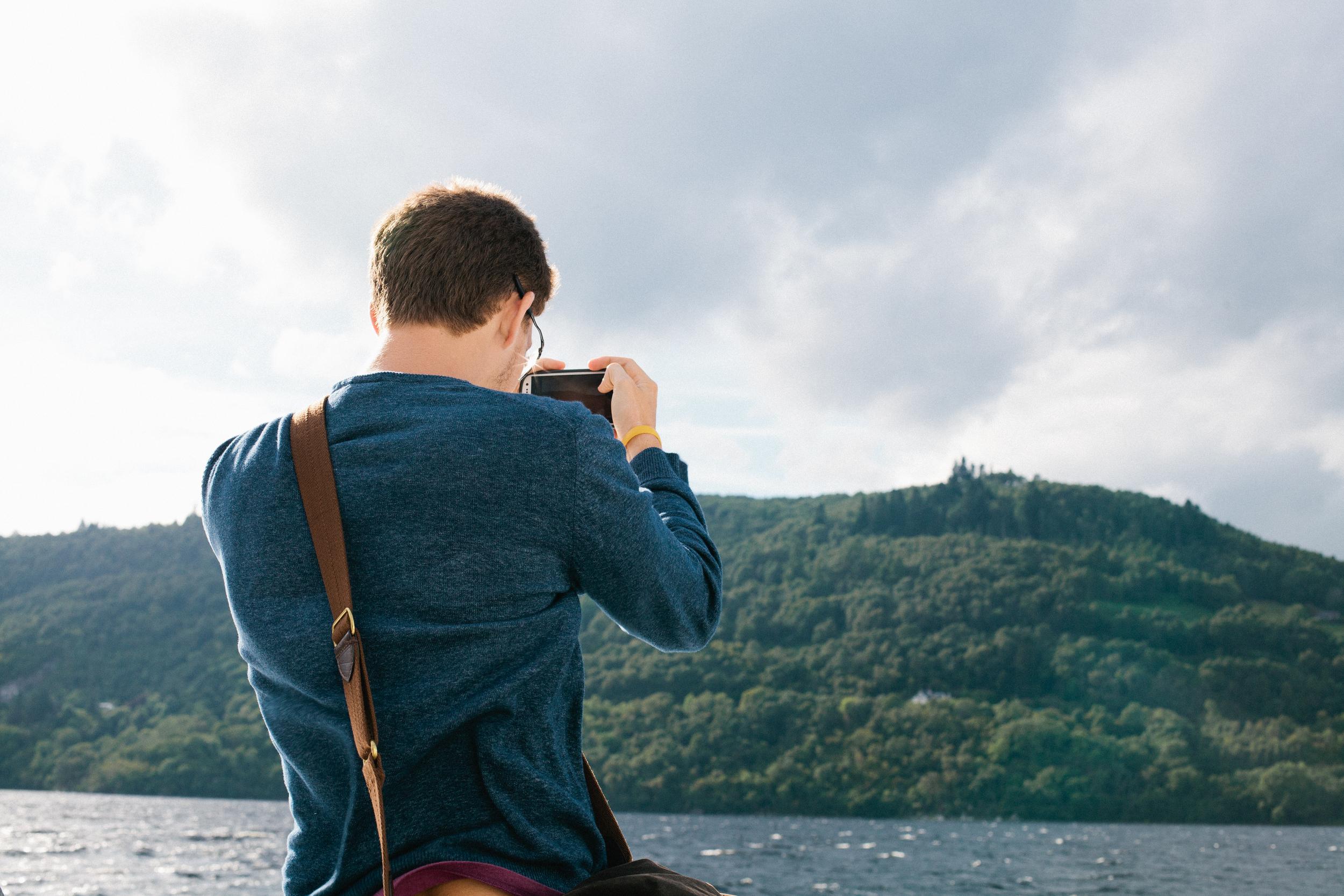 Scotland Highlands Loch Ness