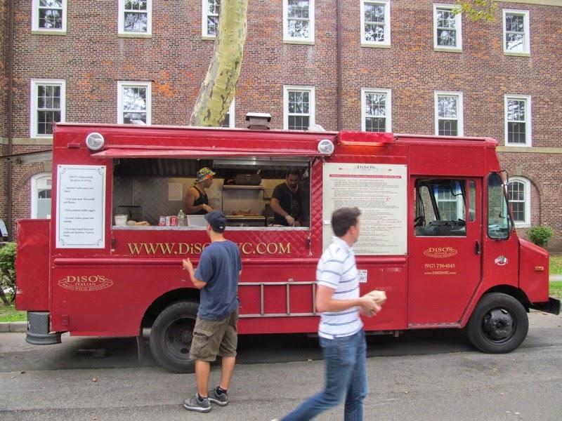 DiSO's Italian Sandwich Society Food Truck