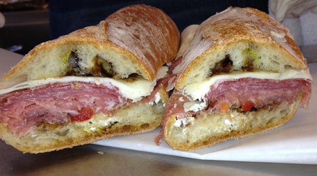 DiSO's Sandwich