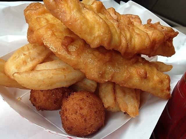 Arthur Treacher's Famous Fish and Chips