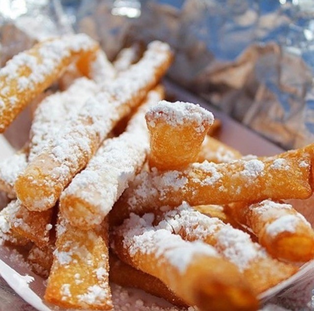 Walter's Funnel Cake Fries