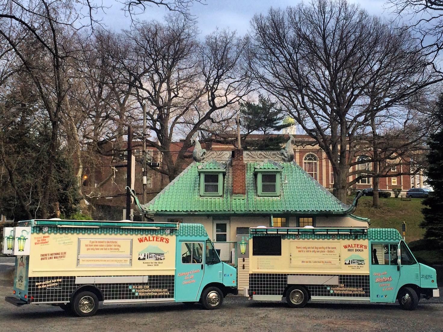 Walter's Hot Dog Food Trucks