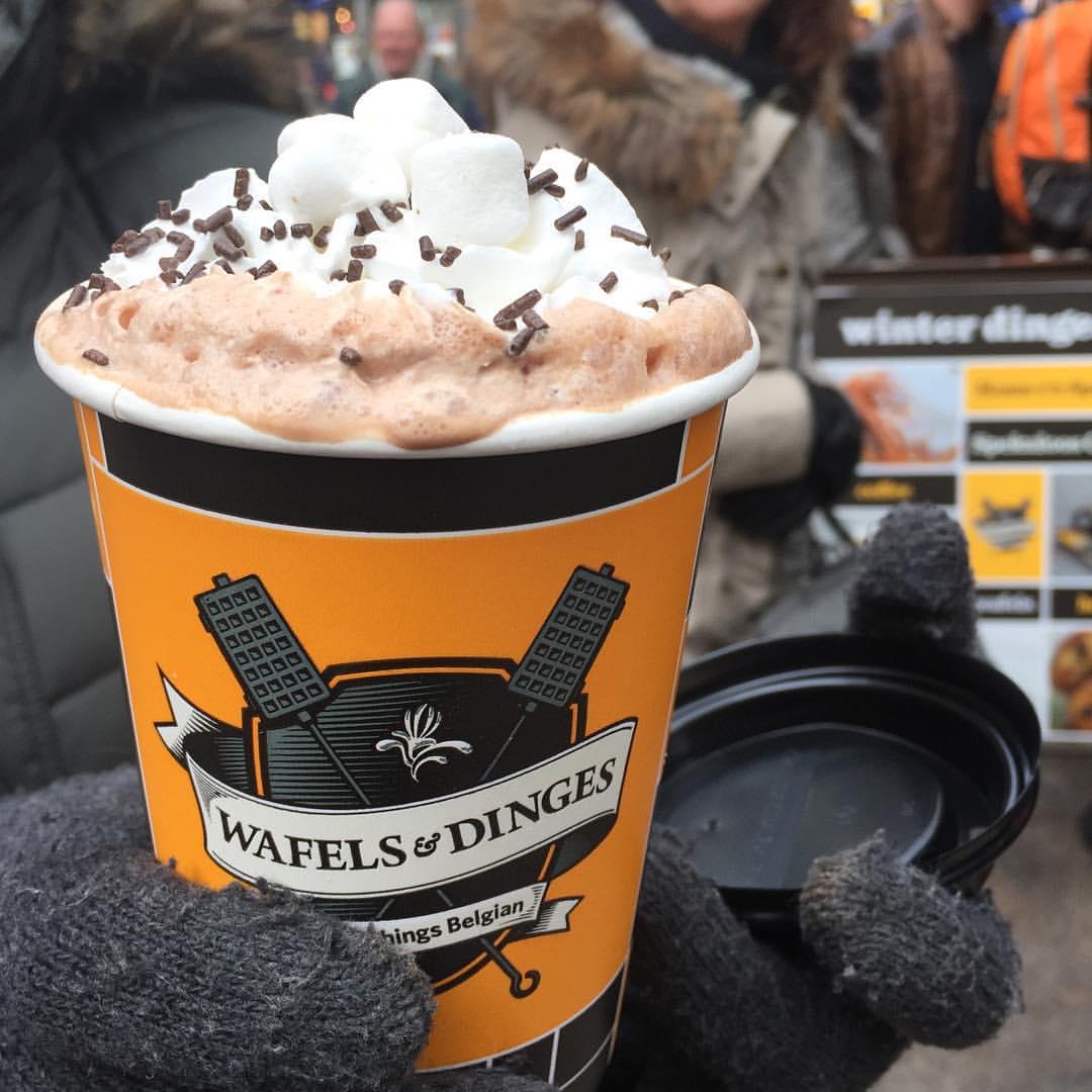 Wafels & Dinges Hot Cocoa