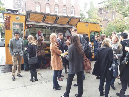 Wafels & Dinges NY Food Truck