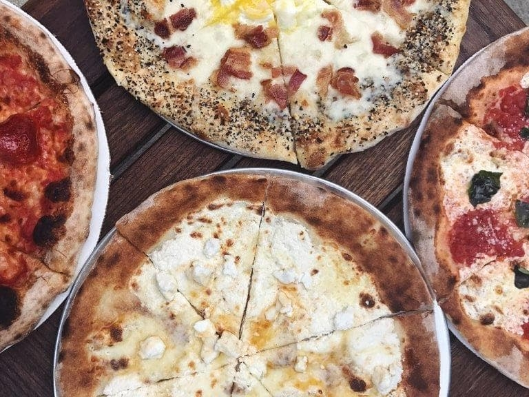 Abeetz Food Truck Pizzas