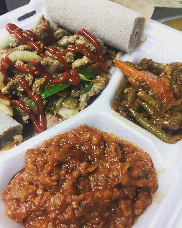 Makina Cafe Platter