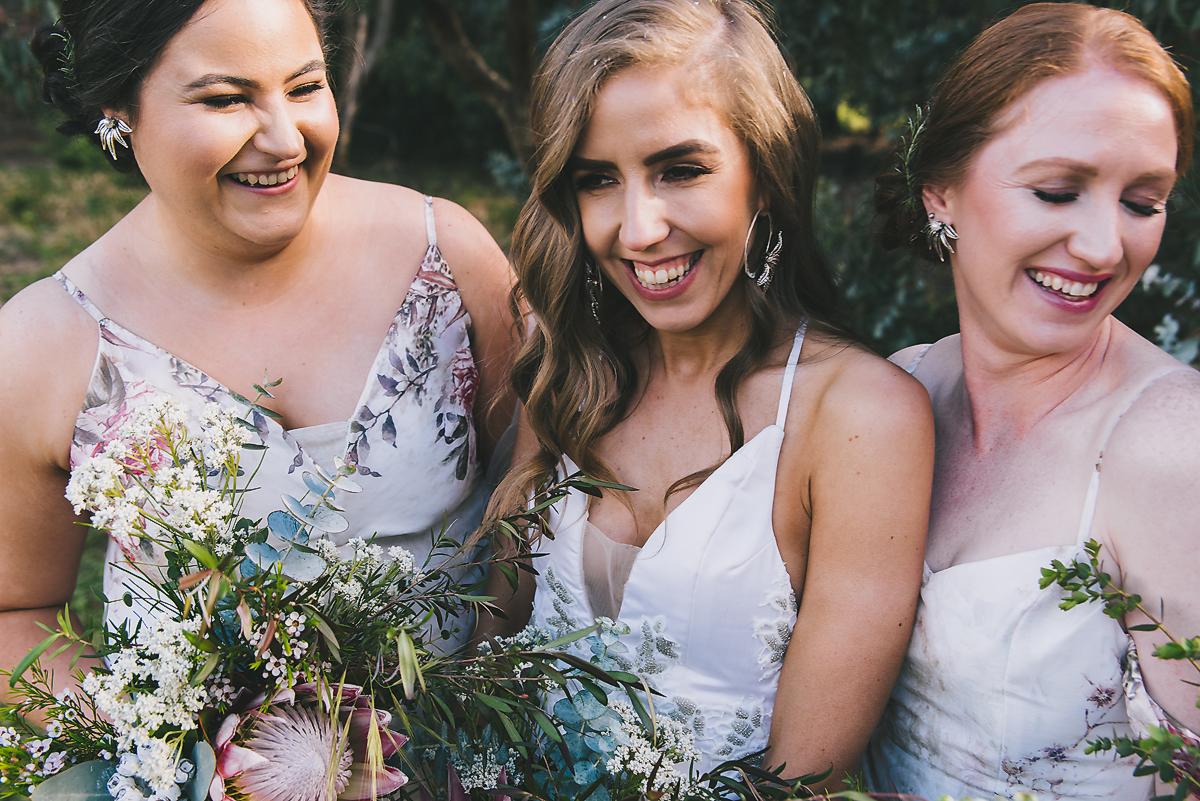 Bree & her Gorgeous Bridesmaids. November 2017.