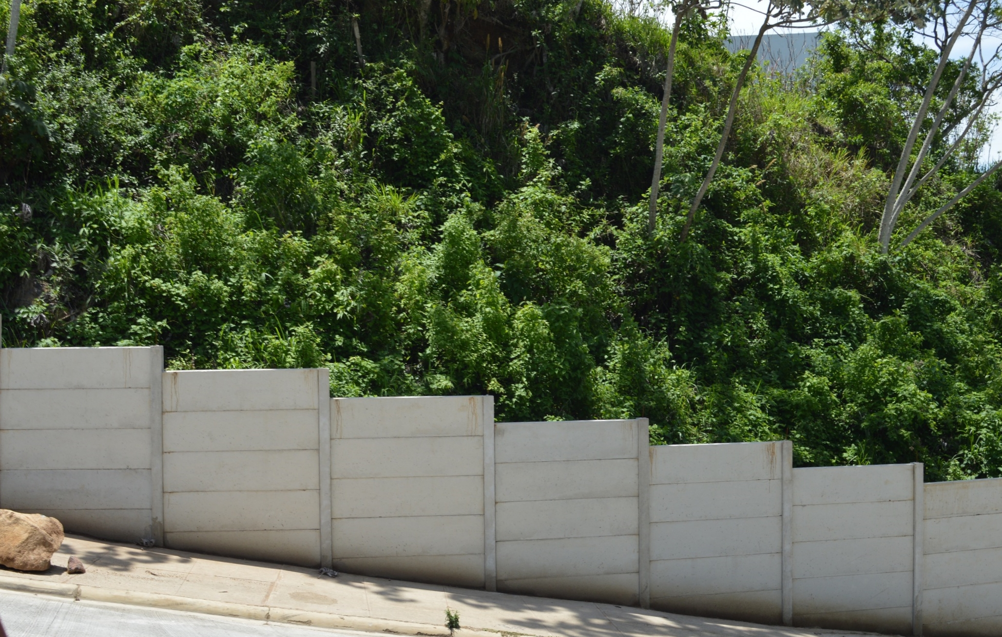 Econsa muros prefabricados