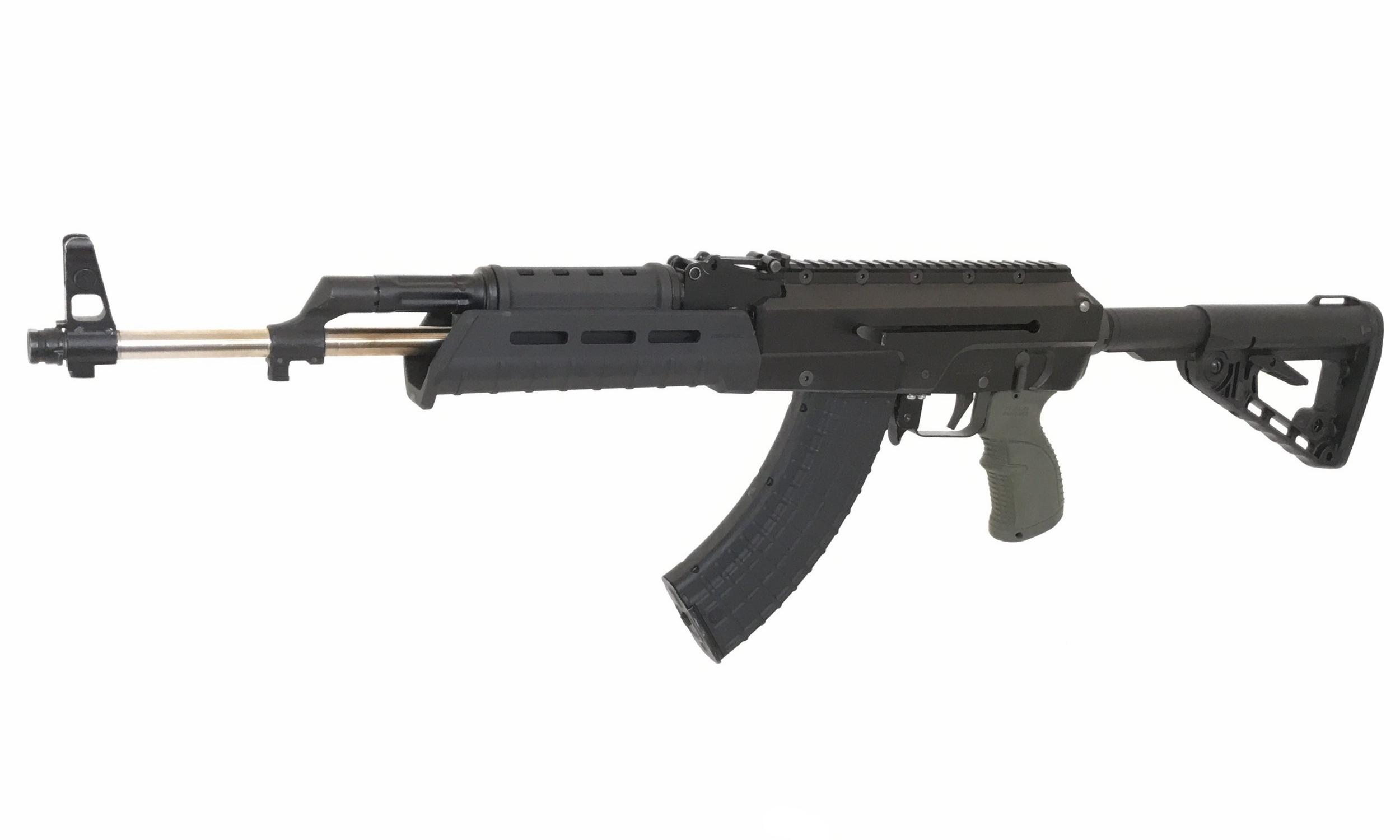 DNO Firearms, Inc  AK milled receiver
