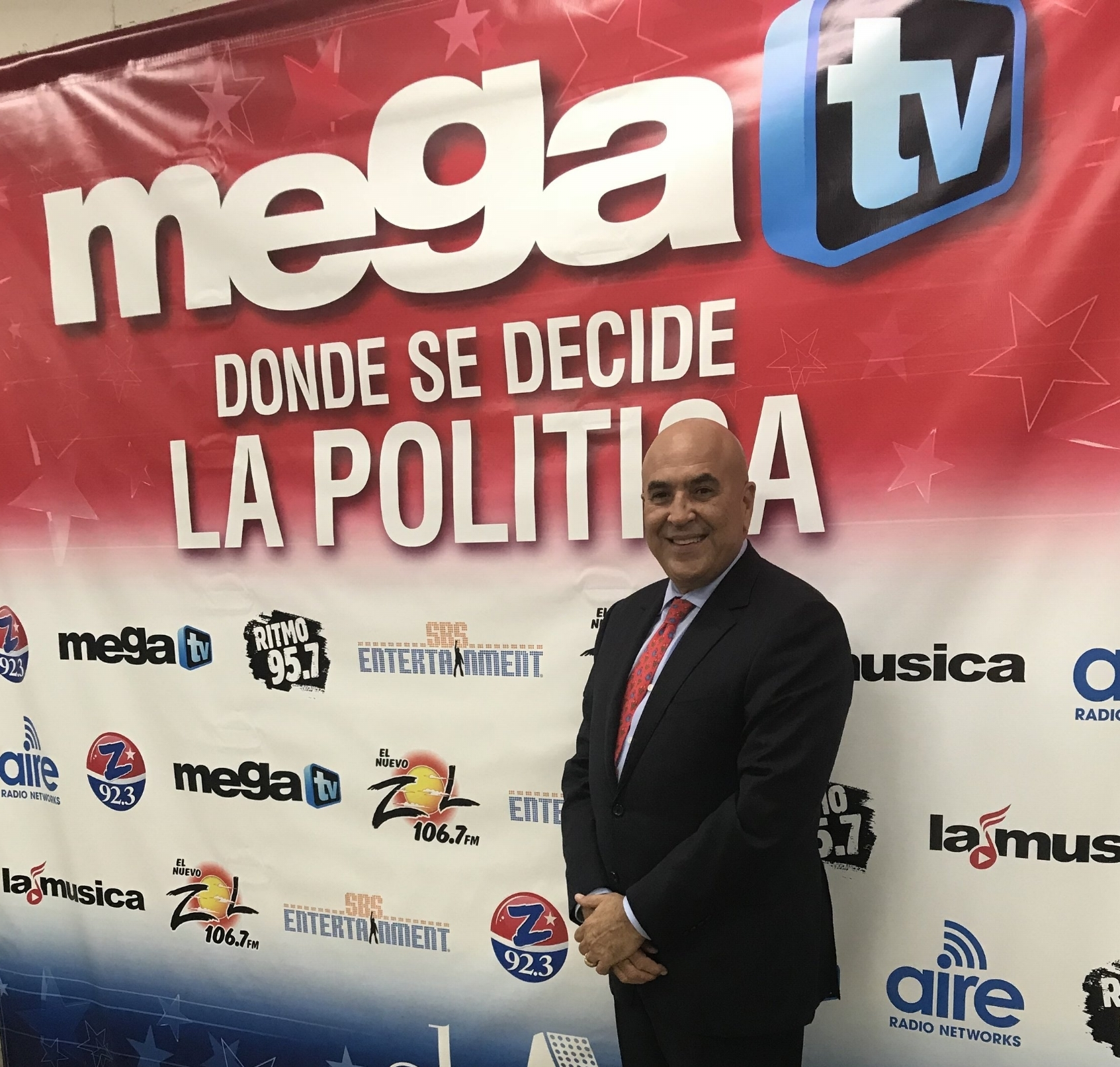 Mr. Abreu is a frequent guest legal analyst on Mega TV.