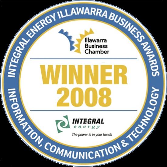 IBC Winner Logo 2008 ICT.png