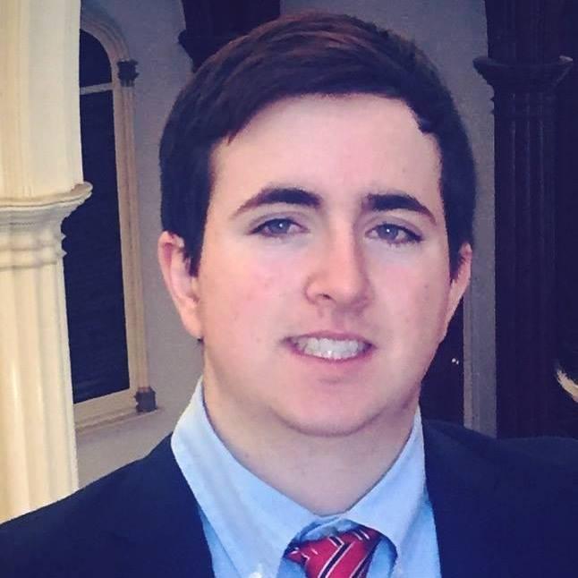 Matthew Moscoso, Treasurer ('19)