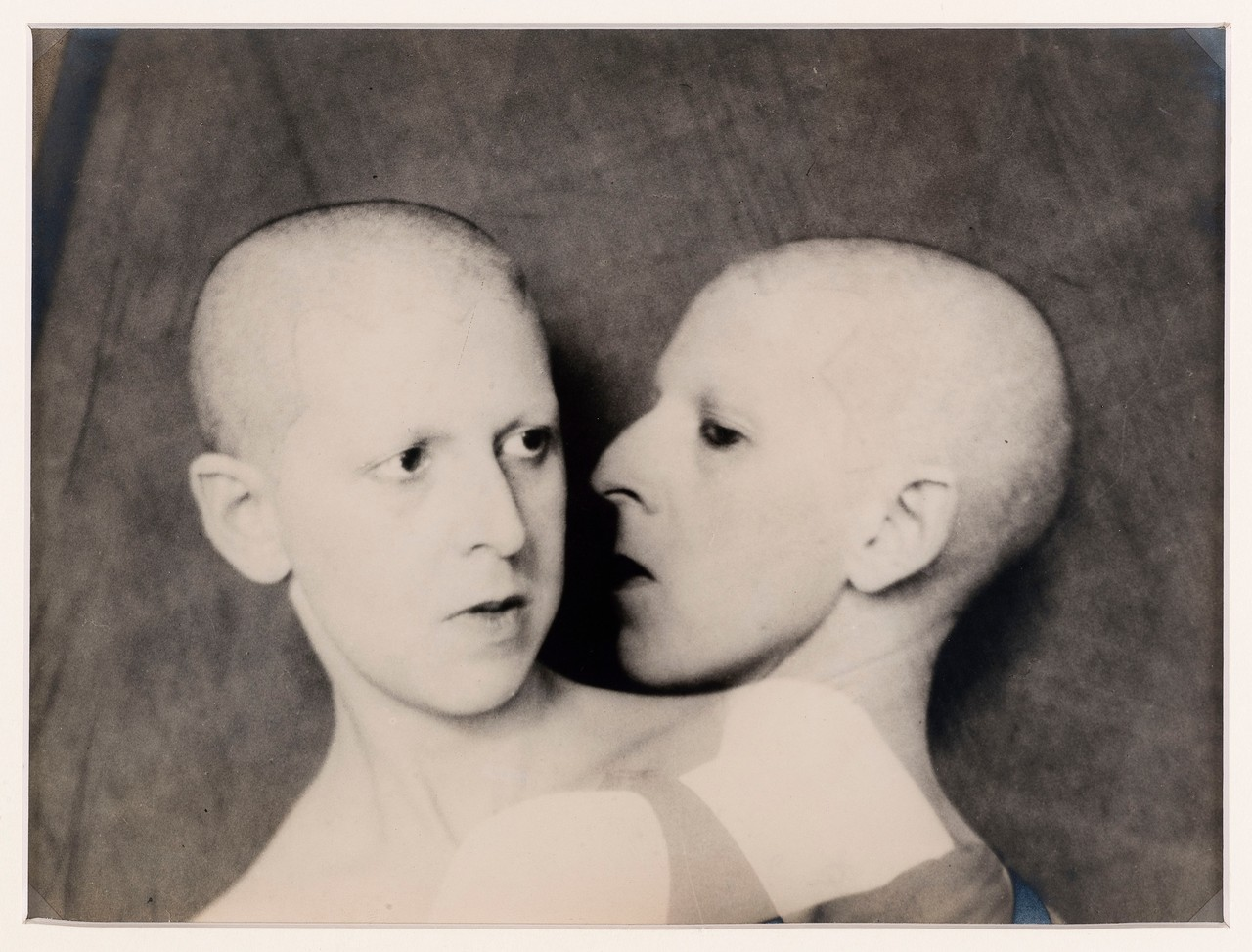 Claude Cahun - Que Me Veux-Tu? (What Do You Want From Me?), 1928