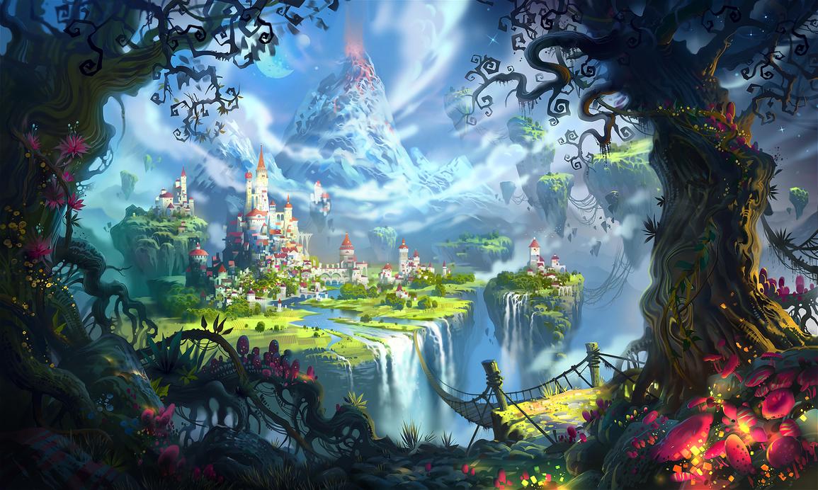 Magical Kingdom by   Ivan Laliashvili