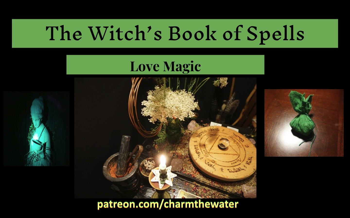 witch's book of spells love magick youtube.jpg