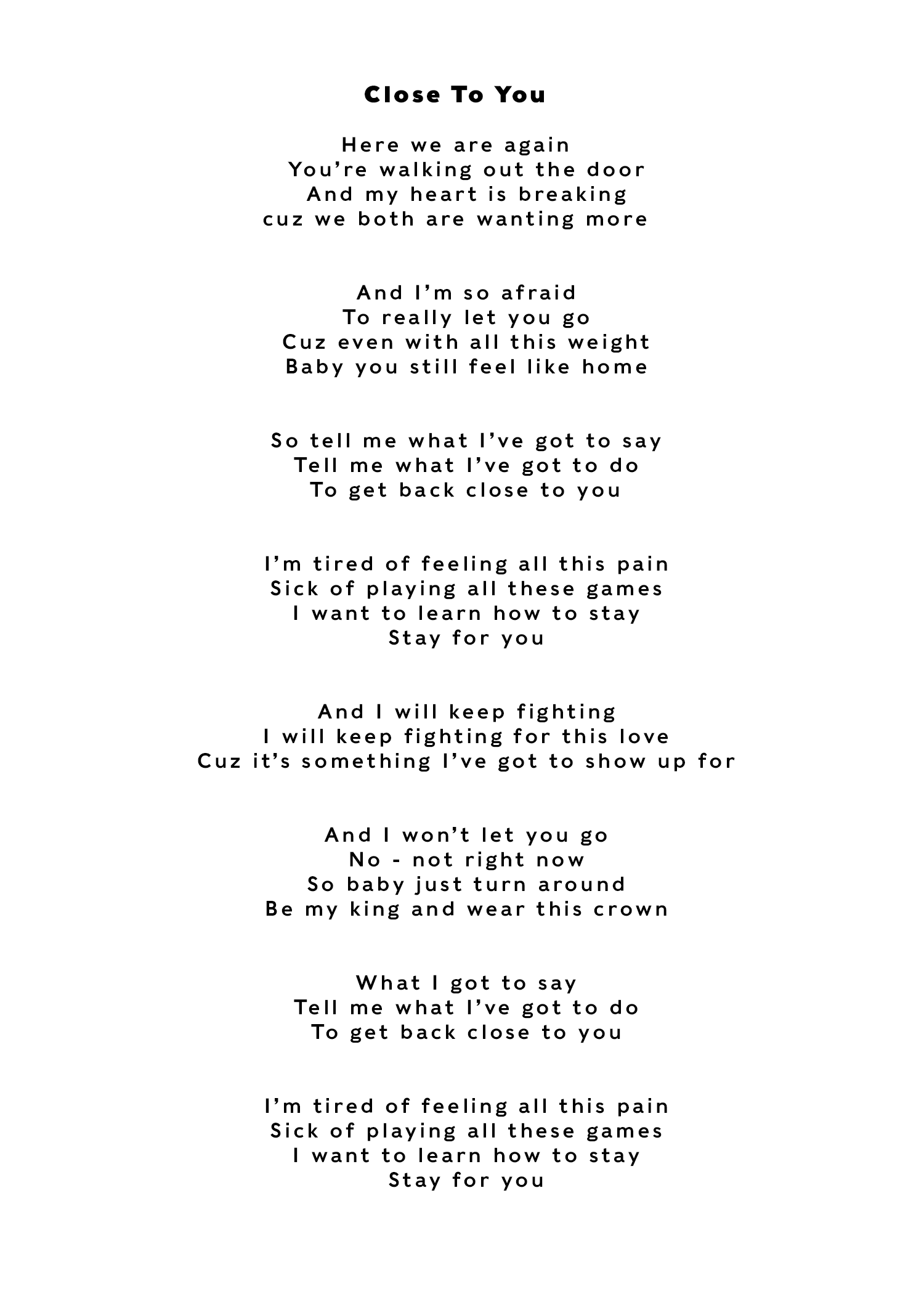 Close To You Lyrics.png