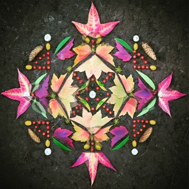 "Stoked to release our new single ""Awakenings"" from the #DivineVibrations EP feat. @ninagraexo 🎹 ✨🦋 Link in bio Mandala by @morningaltars"