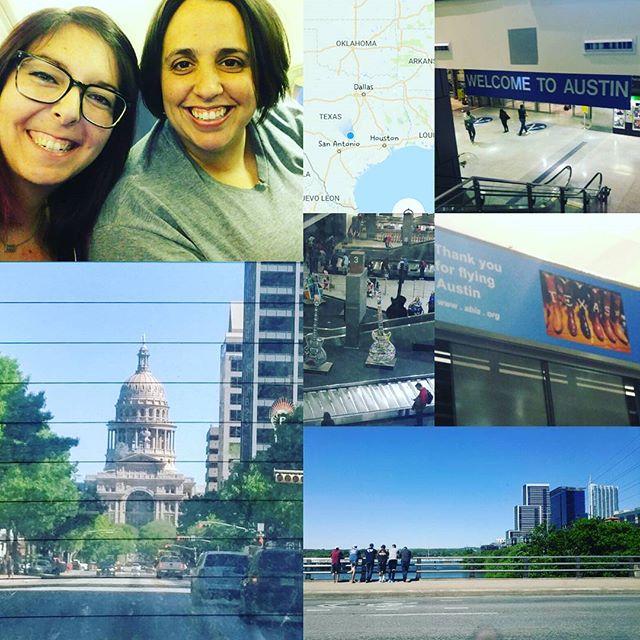 Austin, Texas March Tour!