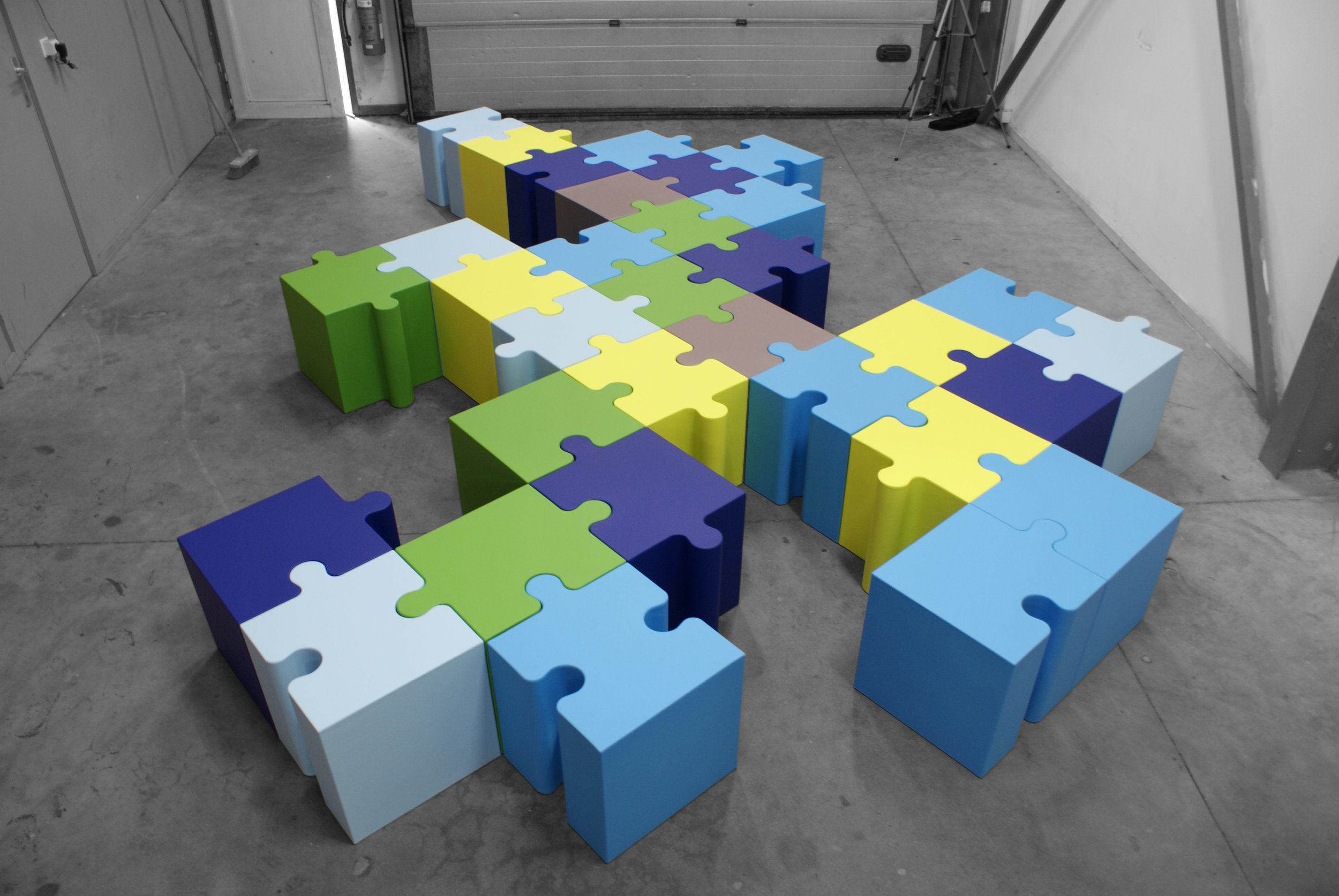 """Sixinch """"Puzzle"""""""