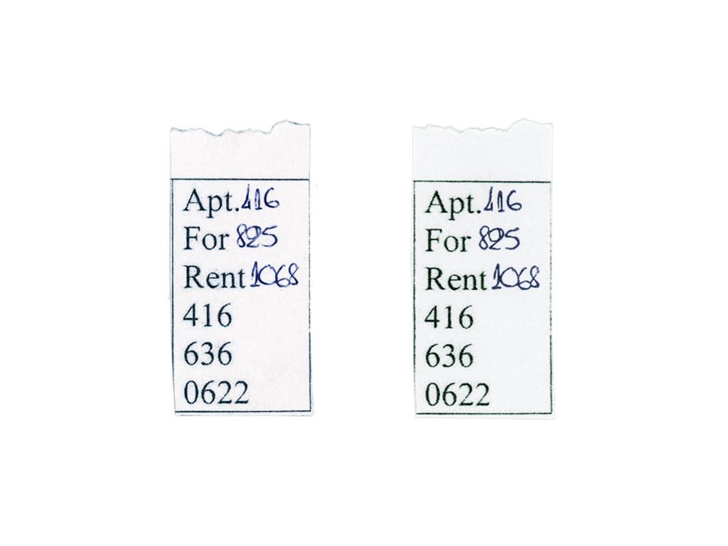 Doppelgängers (Apt. For Rent), 2014