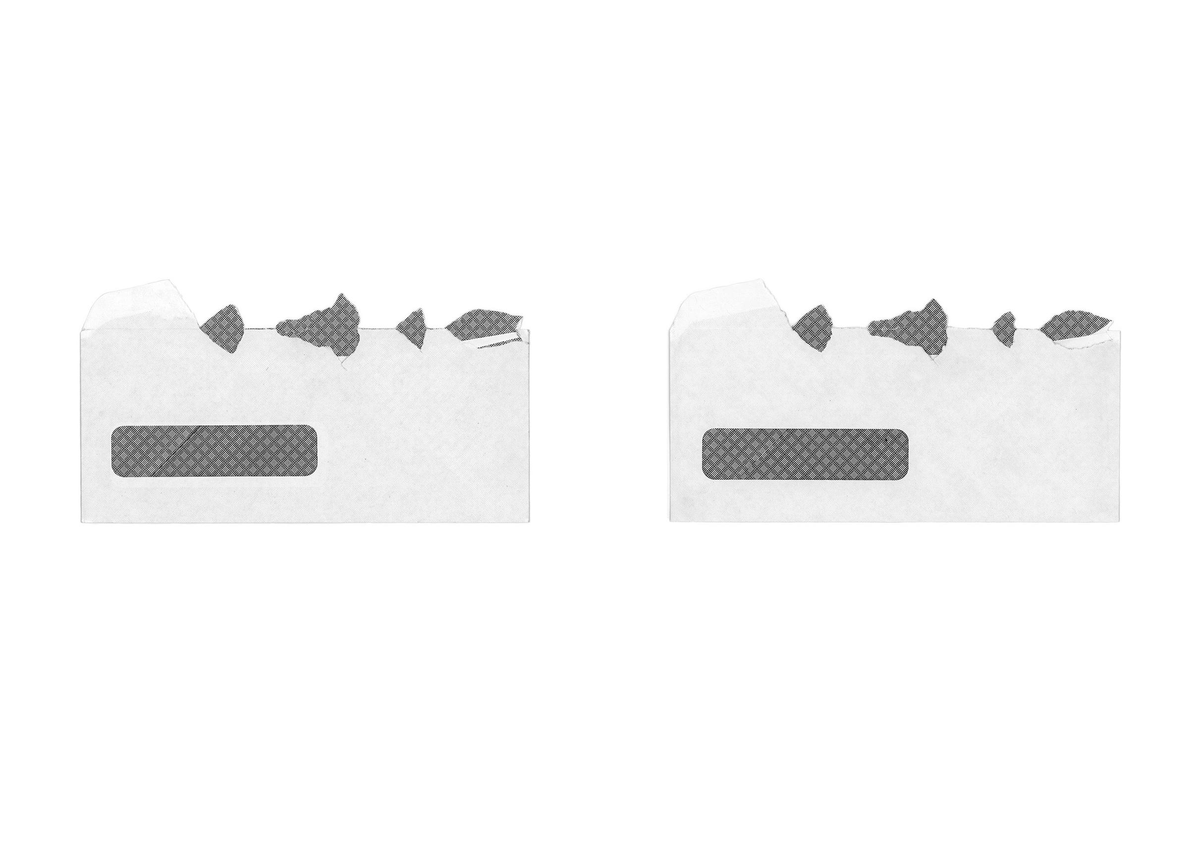Doppelgängers (Security Envelope), 2015