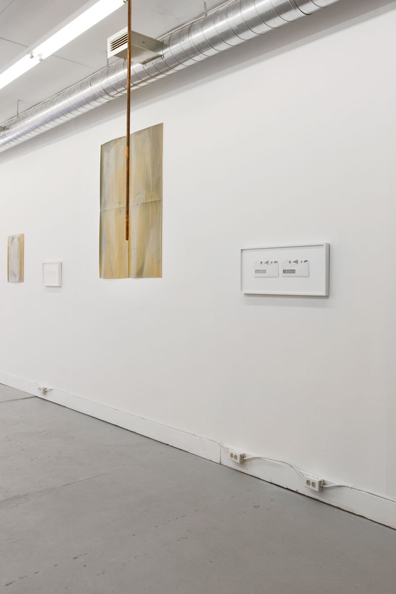 G Gallery, May 15 – June 13, 2015   Nadia Belerique, Mark Clintberg, Kristie MacDonald, Mungo Thomson   Curated by The Venn Diagram (Kristin Weckworth and Jon Davies)
