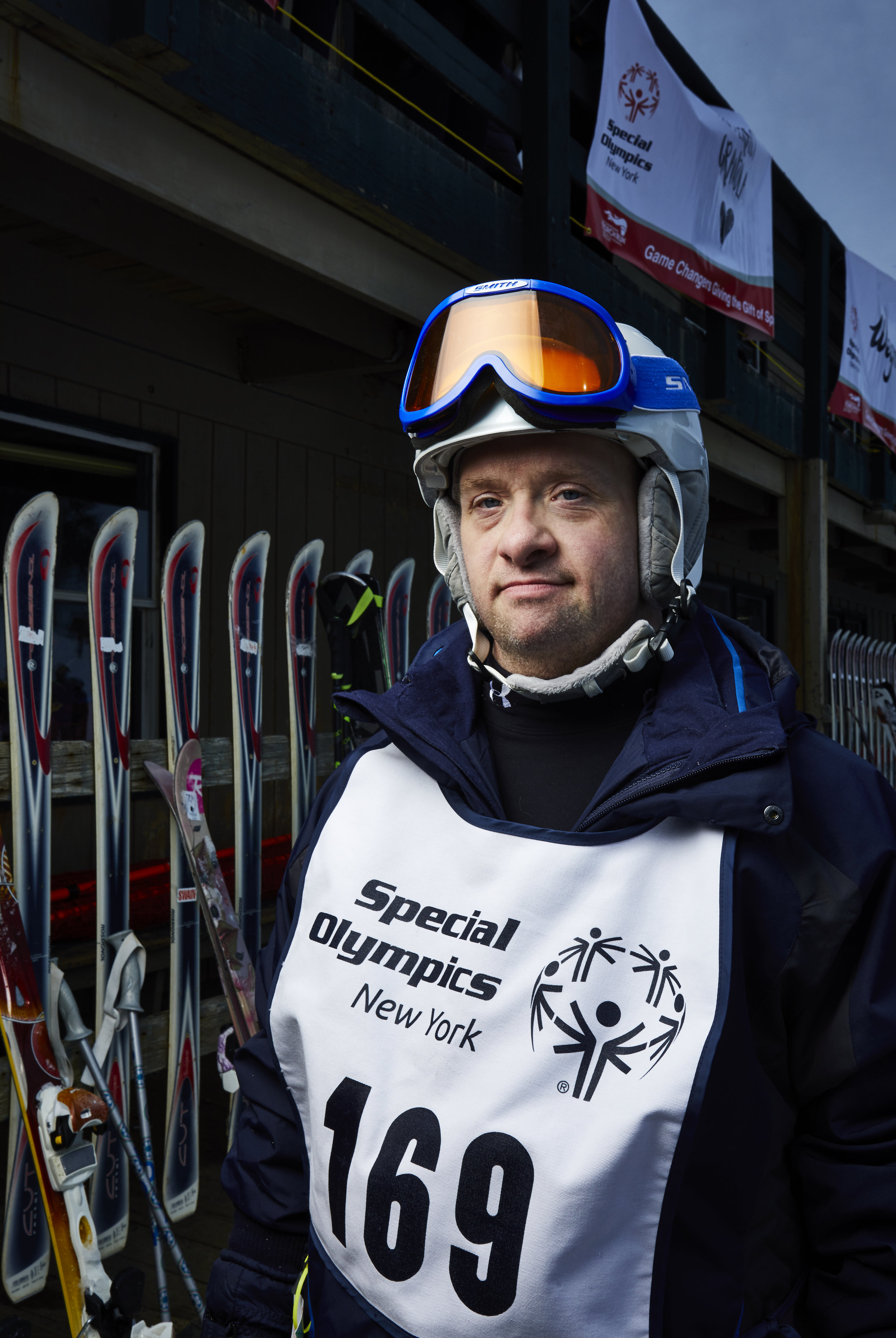 Daniel J. Voelxen  Onondaga Region  Alpine Skiing  (Photo by Anthony Avellano)