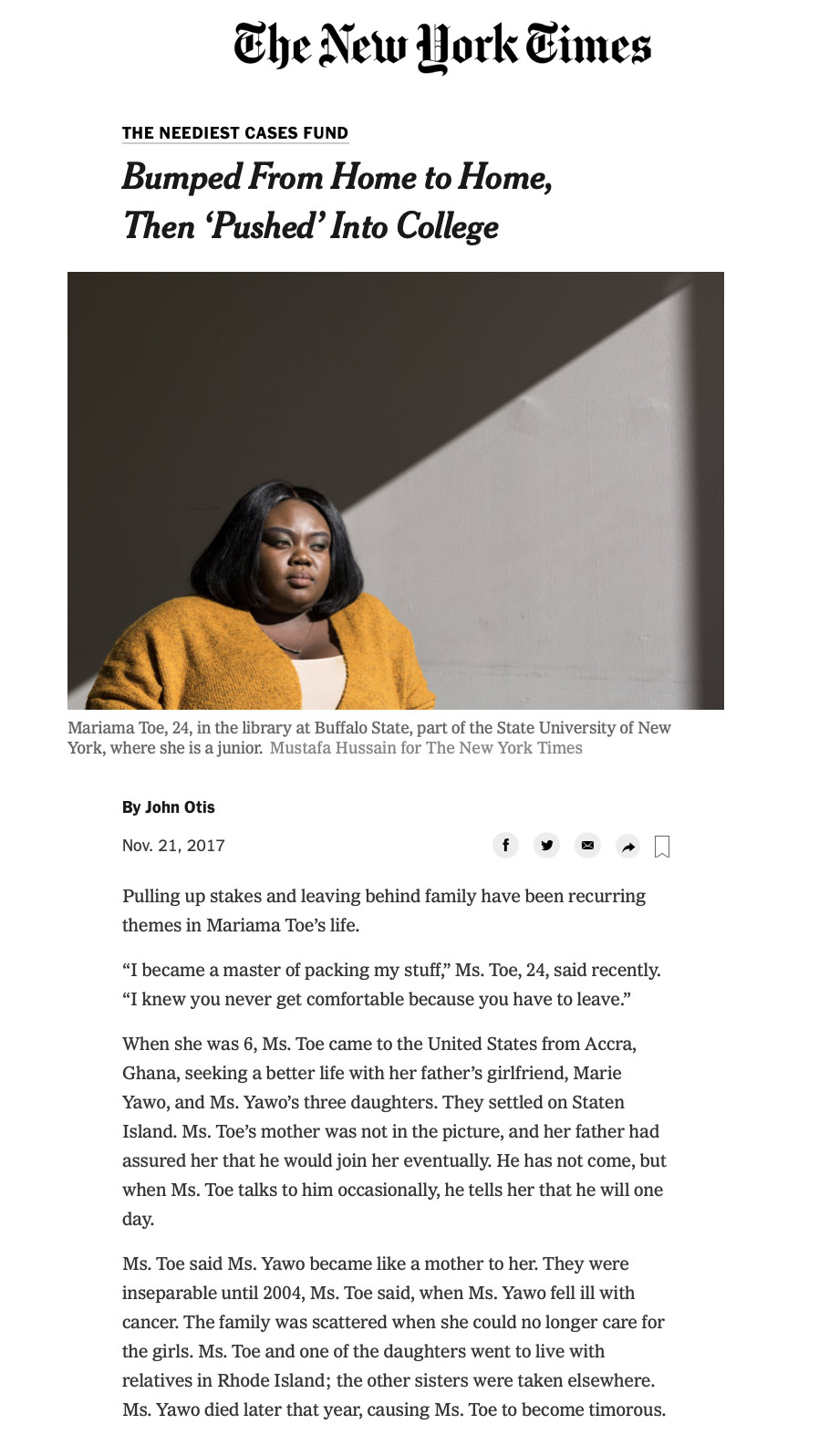 https://www.nytimes.com/2017/11/21/nyregion/bumped-from-home-to-home-then-pushed-into-college.html