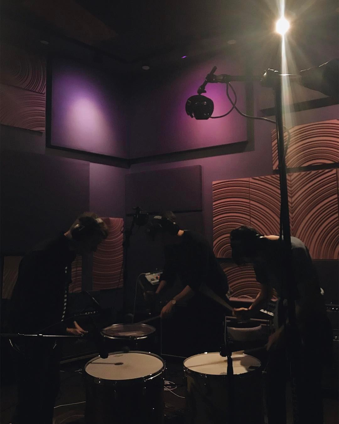 Laureline Recording.jpg