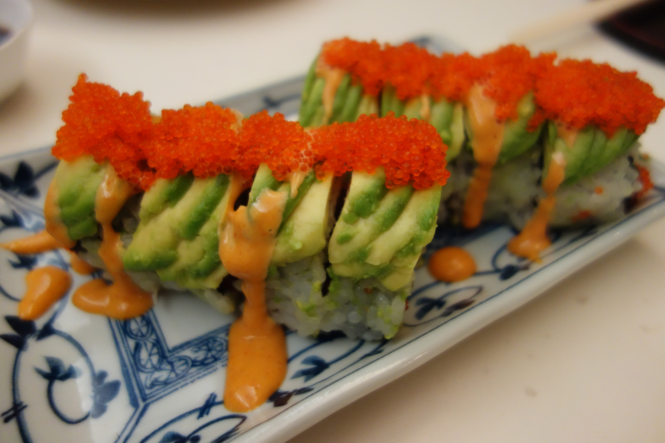 sunday-supper-sushi-party-dragon-roll
