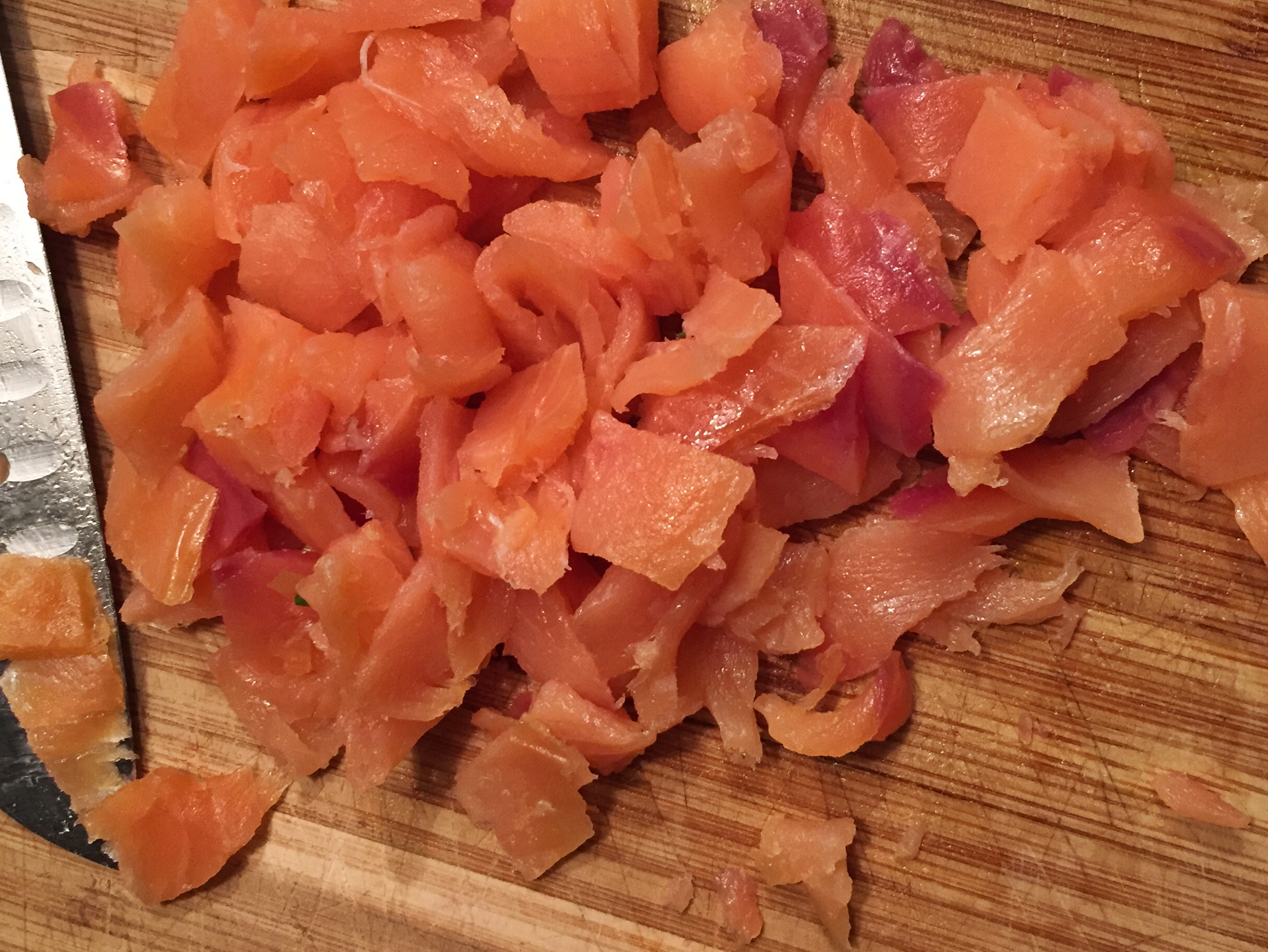 salmon-rillette-chopped-salmon