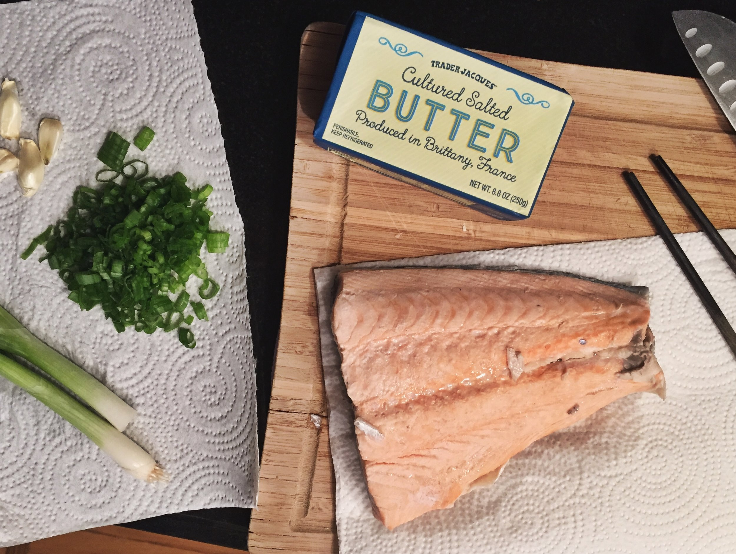 salmon-rillette-ingredients