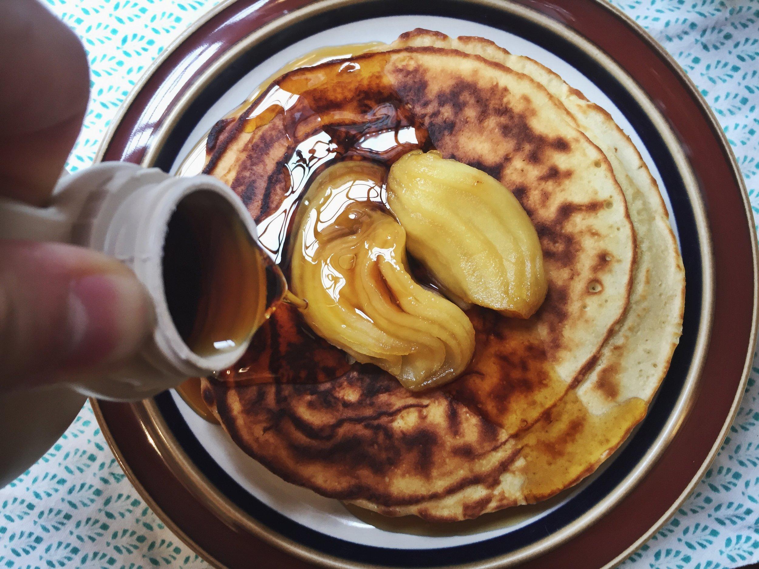 clinton-street-baking-co-pancake-maple-syrup-close-top