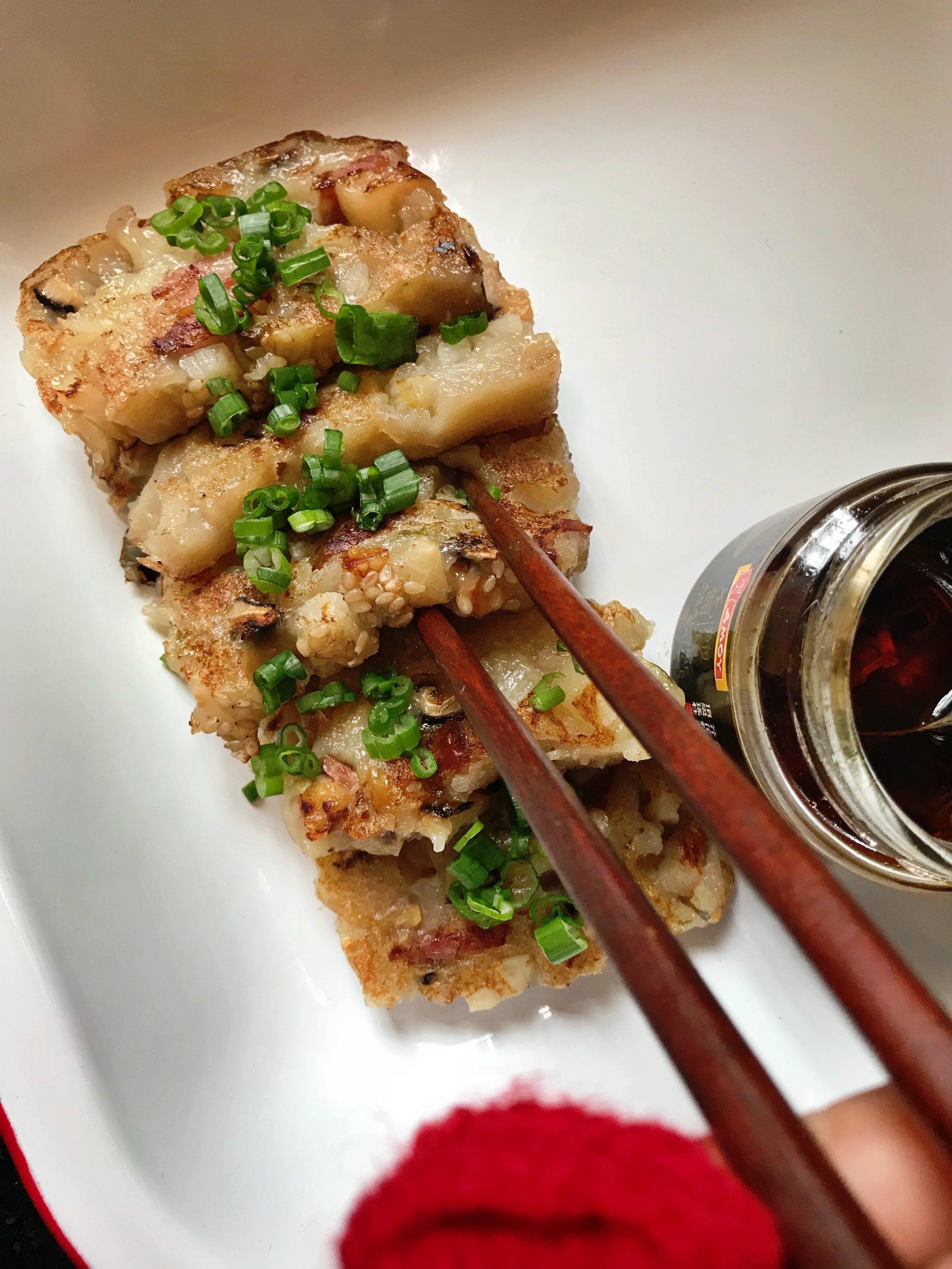24hourkitchen-chinese-lunarnewyear-lobakgo-radishcake