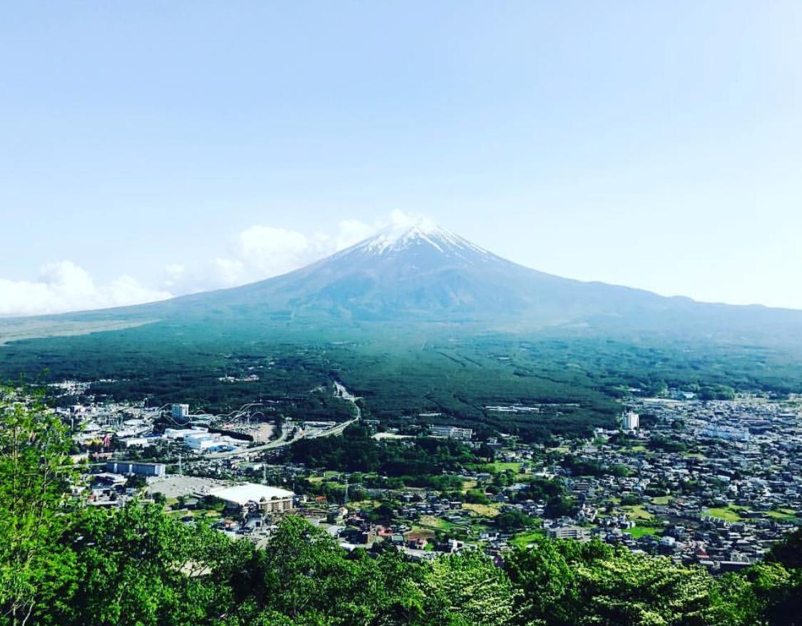 富士山 fuji mountain -