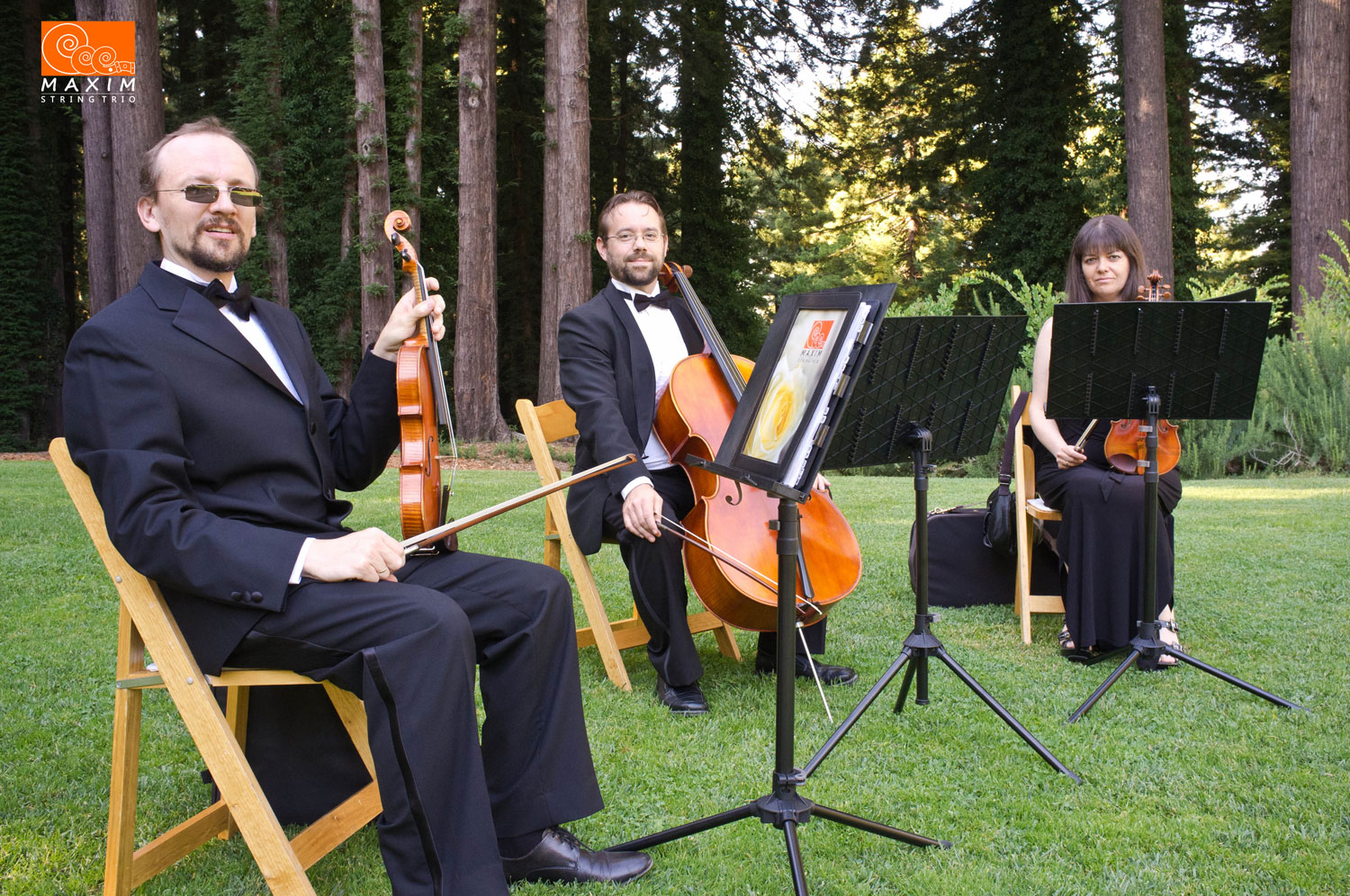 Trio Maxim at Woodside CA 2016