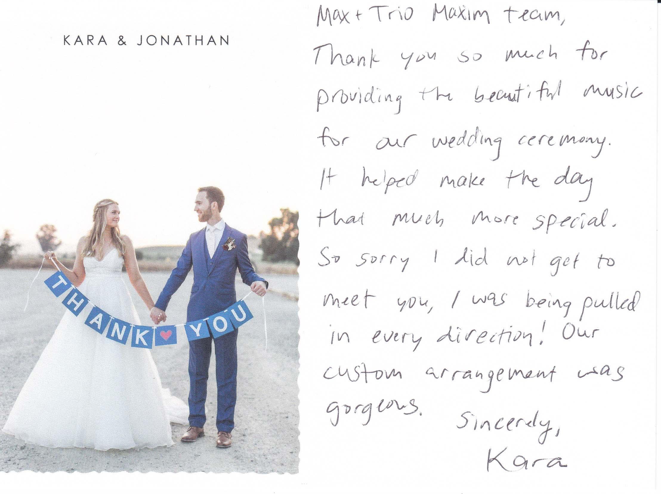 Kara & Jonathan