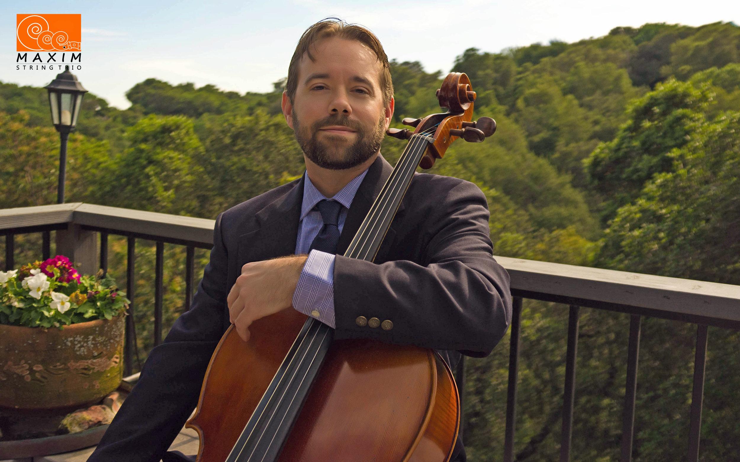 Robert Moran - cello Trio Maxim