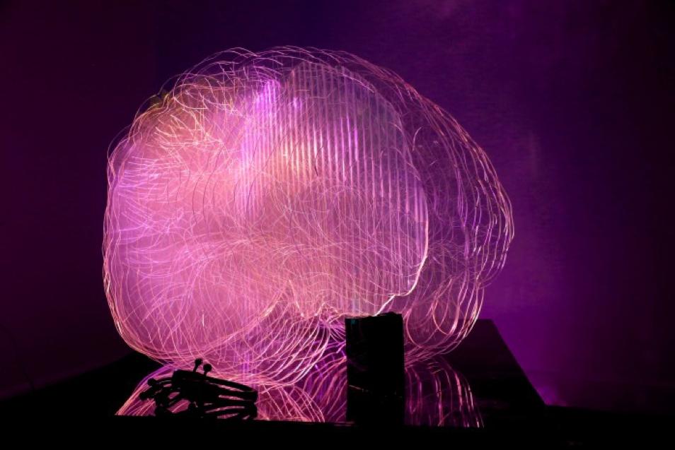 Image Credit: Laura Jade  http://laurajade.com.au/interactive-brain-light-research-project/