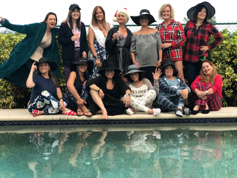 The Black Hat Society 1 year anniversary // August 2016