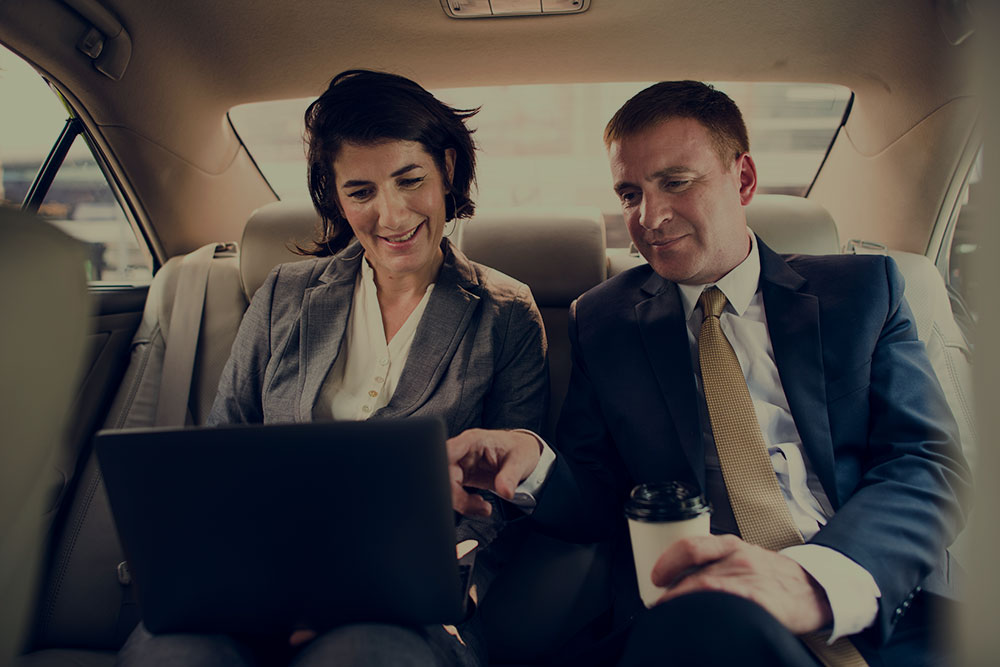 Client Meetings - Getting to and from client meetings, the courthouse or anywhere else your work takes you, set up a corporate account with RideAustin, sit back, relax and prep for that presentation while someone else makes sure you're not late!