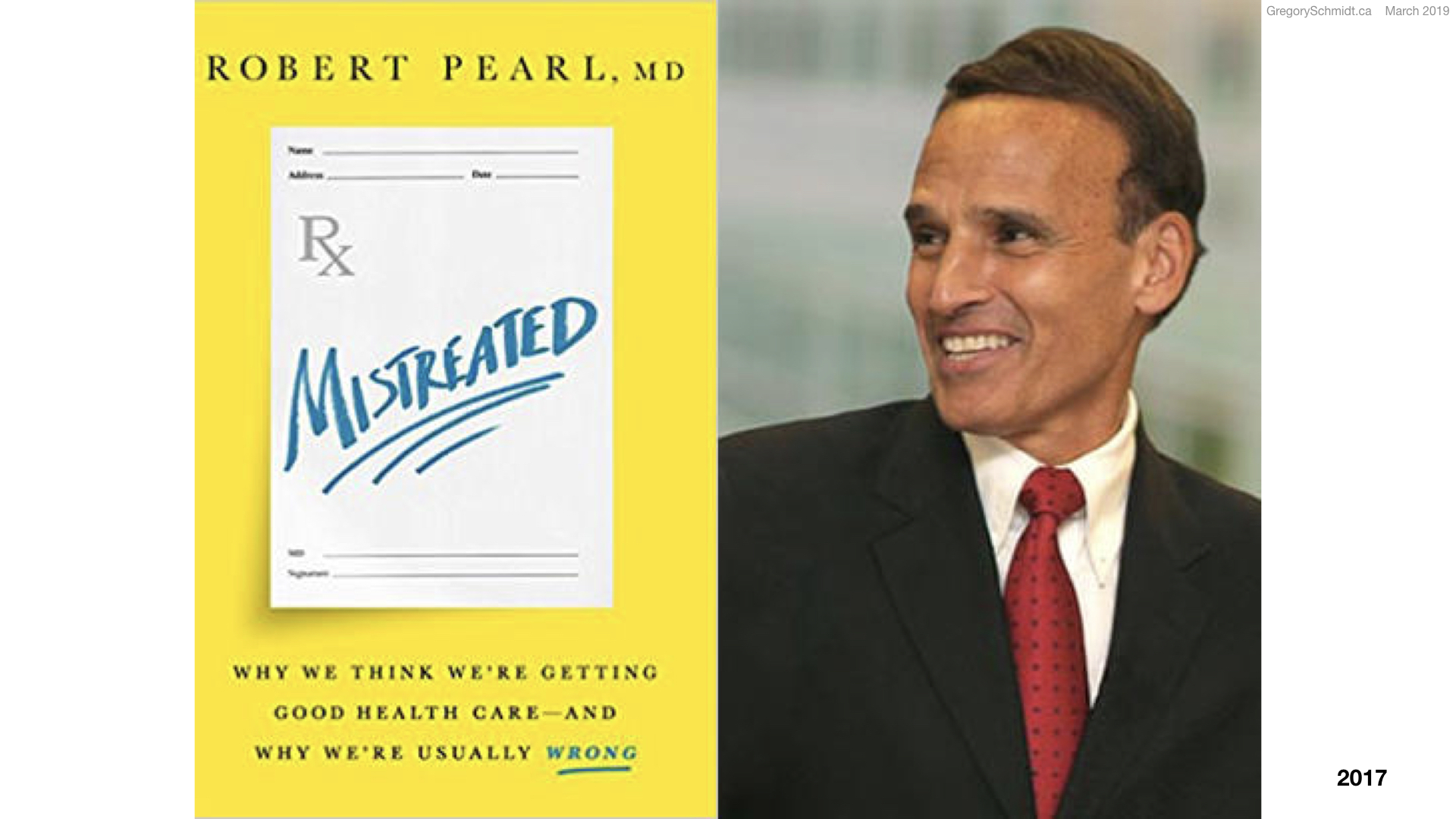 robert pearl mistreated book