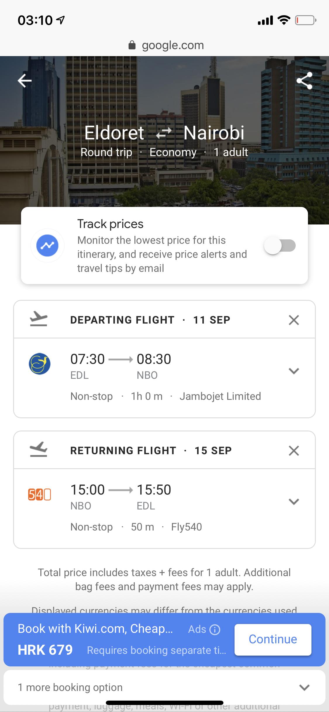 Google Flights 5 dates.PNG