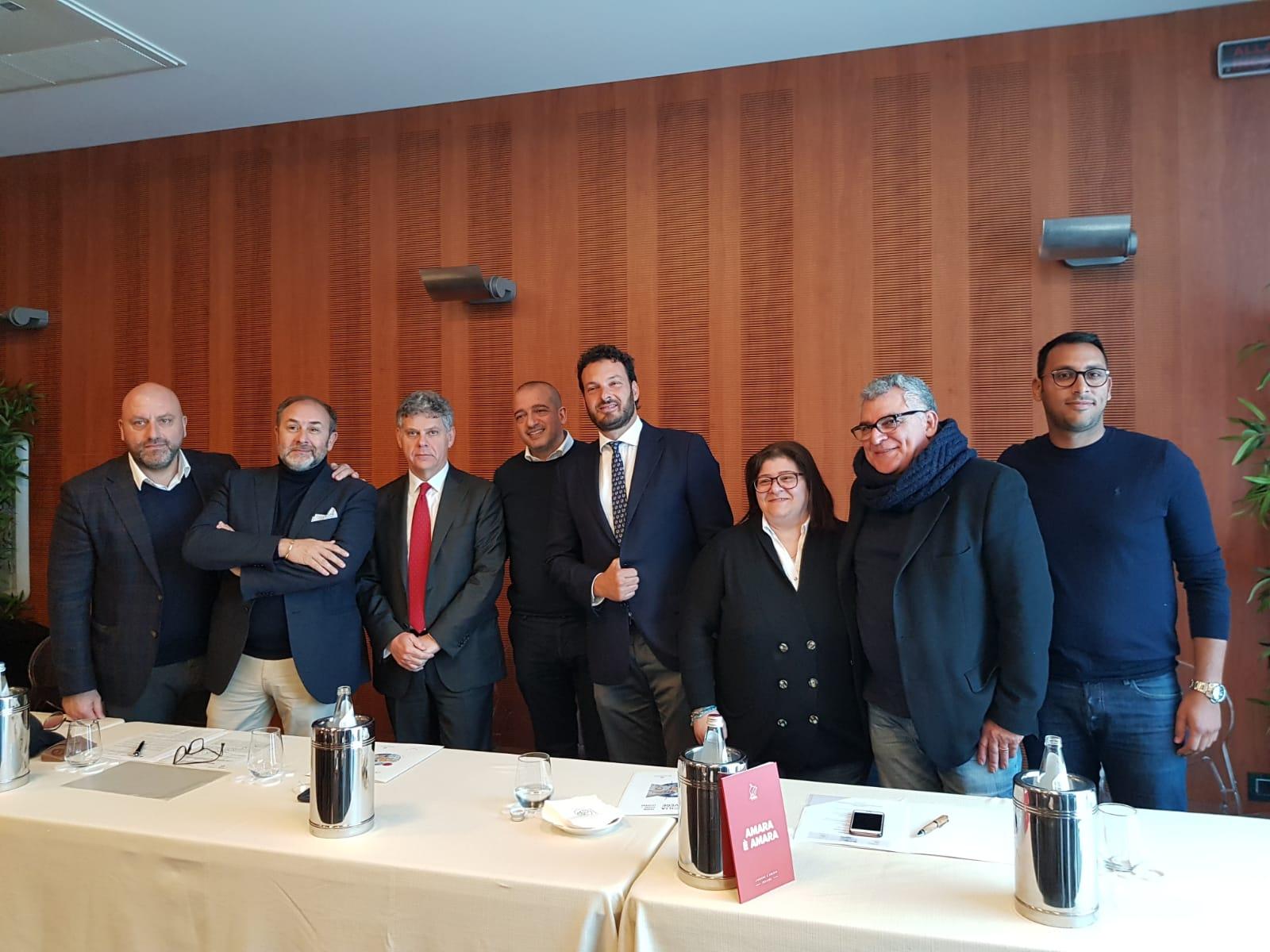 Soste di Ulisse Siracusa conferenza stampa 2019